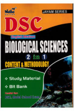 DSC Biological Science Content and Methodology [ ENGLISH MEDIUM ]