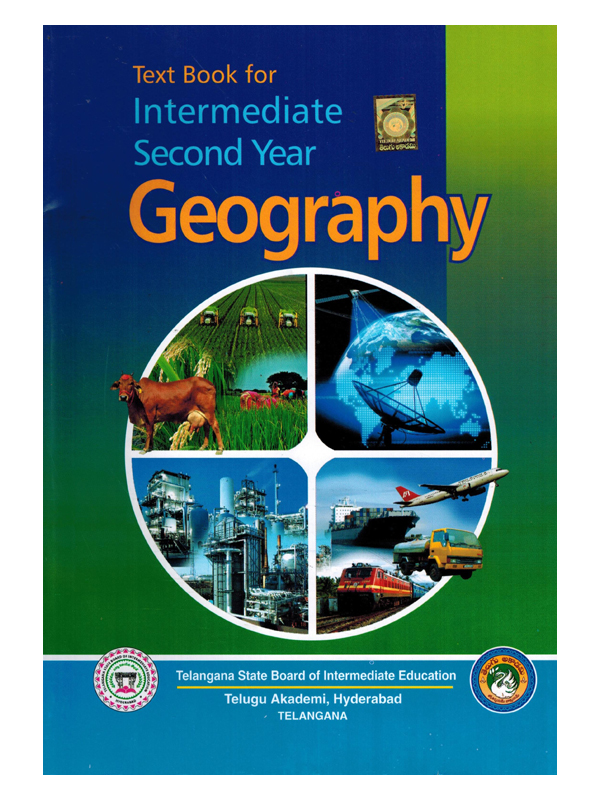 TextBook for Intermediate Second Year - [ GEOGRAPHY ]