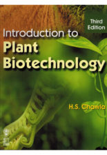 Inroduction To Plant Biotechnology