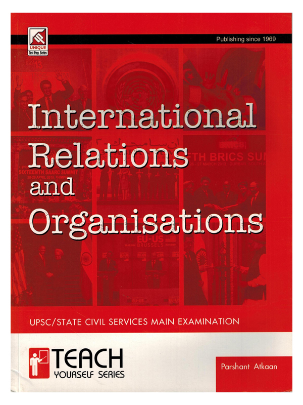 International Relations and Organisations