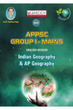 APPSC Group - I Mains Indian Geography and AP Geography [ ENGLISH MEDIUM ]