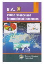 Public Finance and Inernational Economics