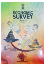 Economic Survey 2020-2021 Set of 2 Volumes