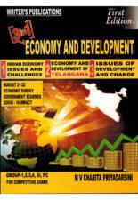 Economy and Development 3 IN 1 for TSPSC [ ENGLISH MEDIUM ]